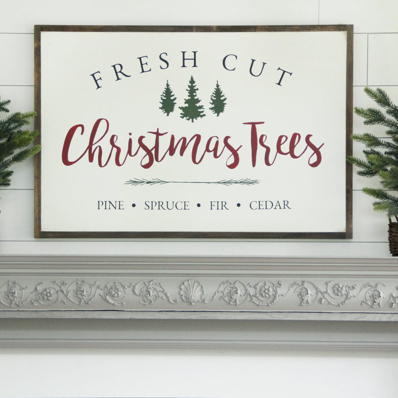 Fresh Cut Christmas Trees
