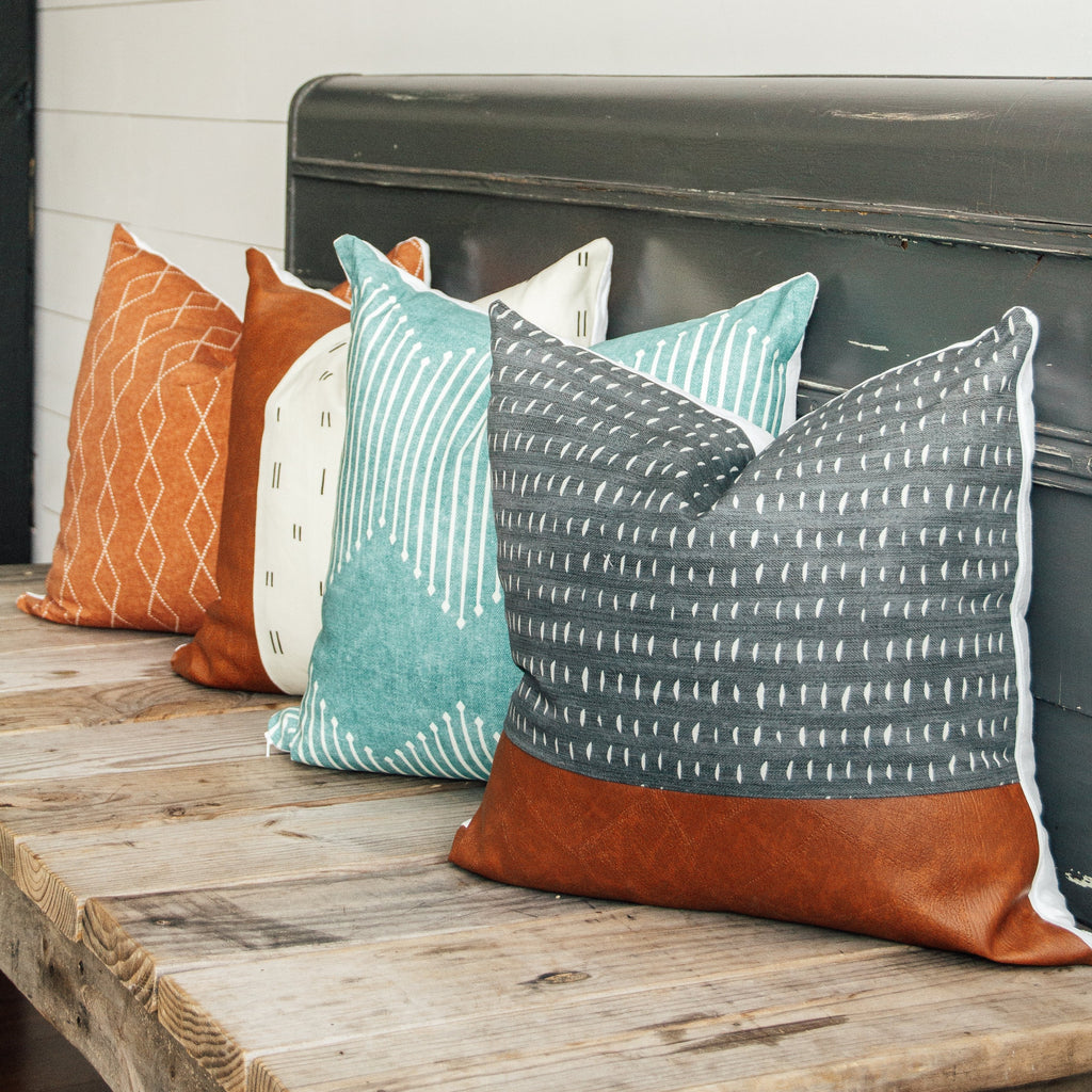 Pillow Cover | Multiple Styles (Inserts Available)