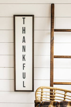 Thankful | Vertical