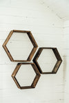 HoneyComb Shelf Set