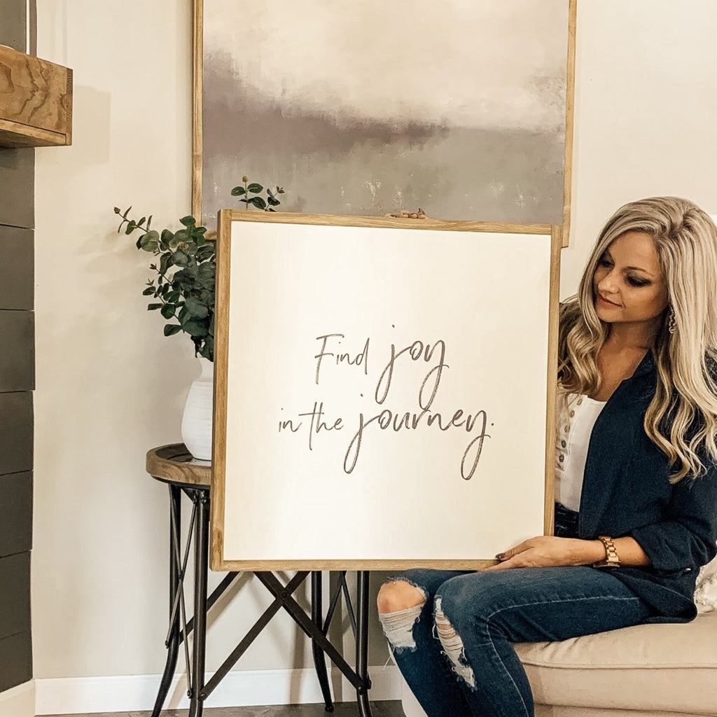 Blessed Ranch x Joyfully Said | Find Joy
