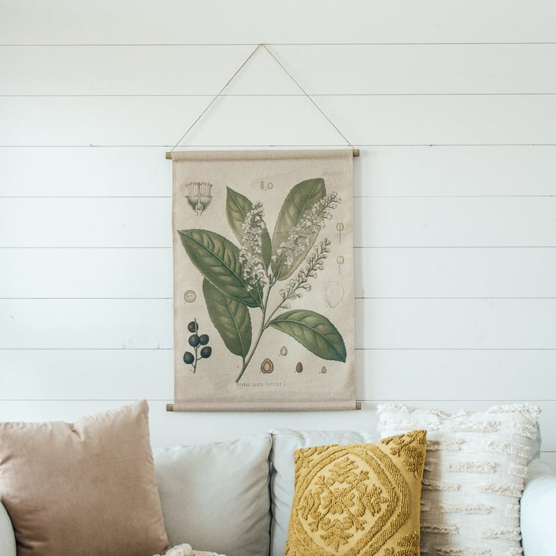 Botanical Wall Hanging