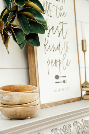 People who love to eat - Julia Child