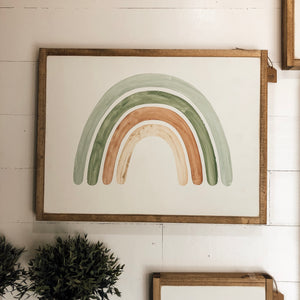 Rainbow Sign | 3 Sizes
