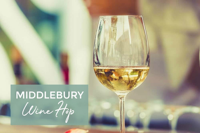 Middlebury Wine Hop Ticket