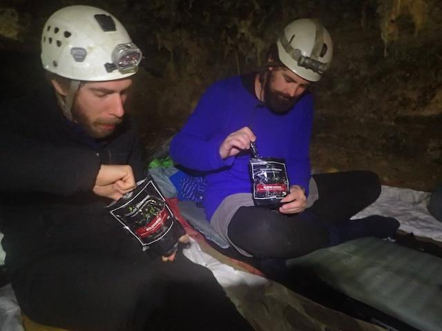 South Owen Caving Expedition Update