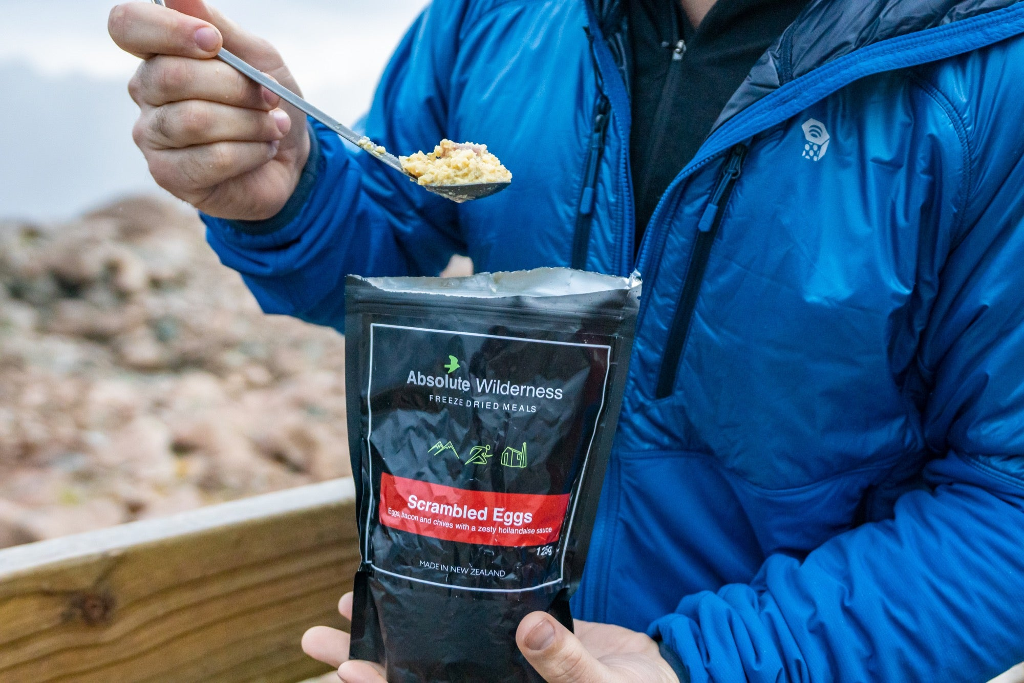 Local food company an absolute star in the eyes of hungry backcountry trampers