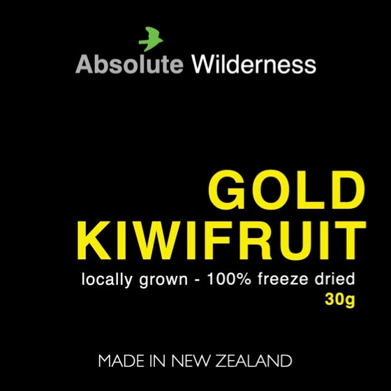 Freeze Dried Gold Kiwifruit