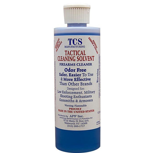 TCS Tactical Cleaning Solvents