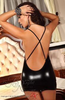 LONG SLINKY  CLUBWEAR DRESS