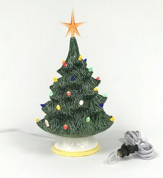 Small Traditional Christmas Tree
