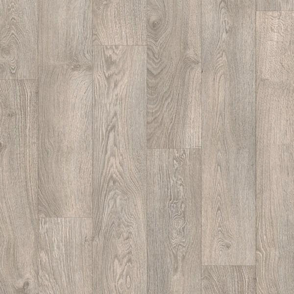 Classic Laminate Flooring Old Oak Light Grey by Quick Step