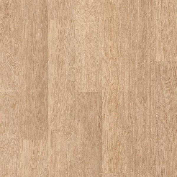 LF80 Waterproof Laminate Flooring White Varnished Oak