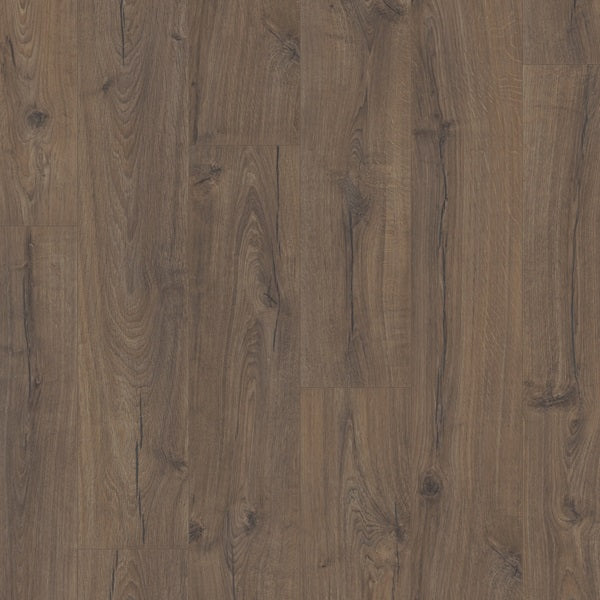 Impressive Laminate Flooring Classic Oak Brown by Homesoul Flooring