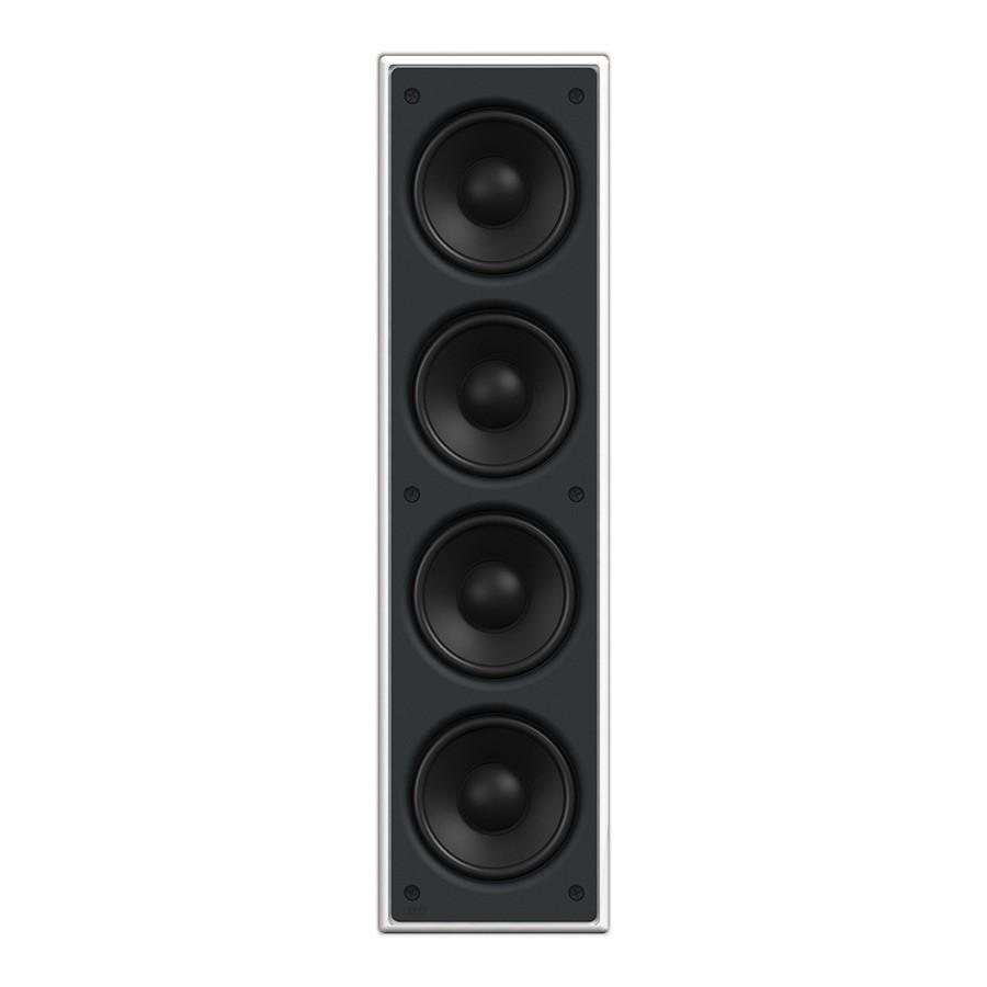 "KEF Ci4100QLb 4"" In-wall Home Theatre Subwoofer"