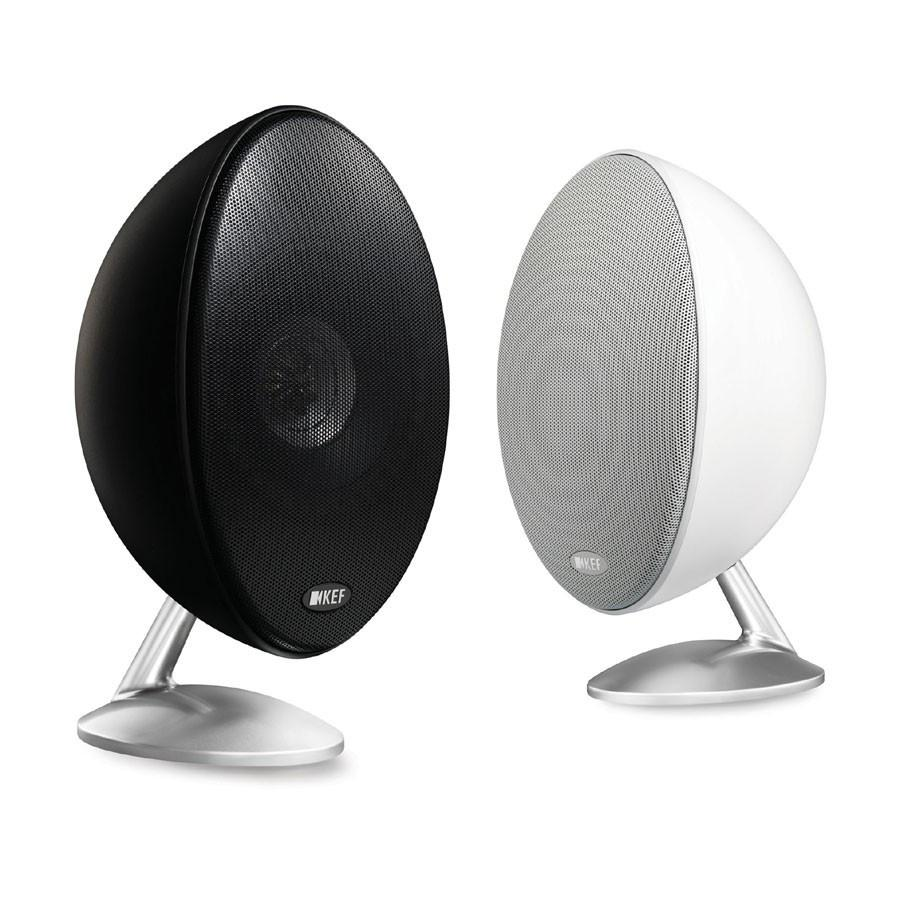 KEF E301 Bookshelf/On-Wall Speakers