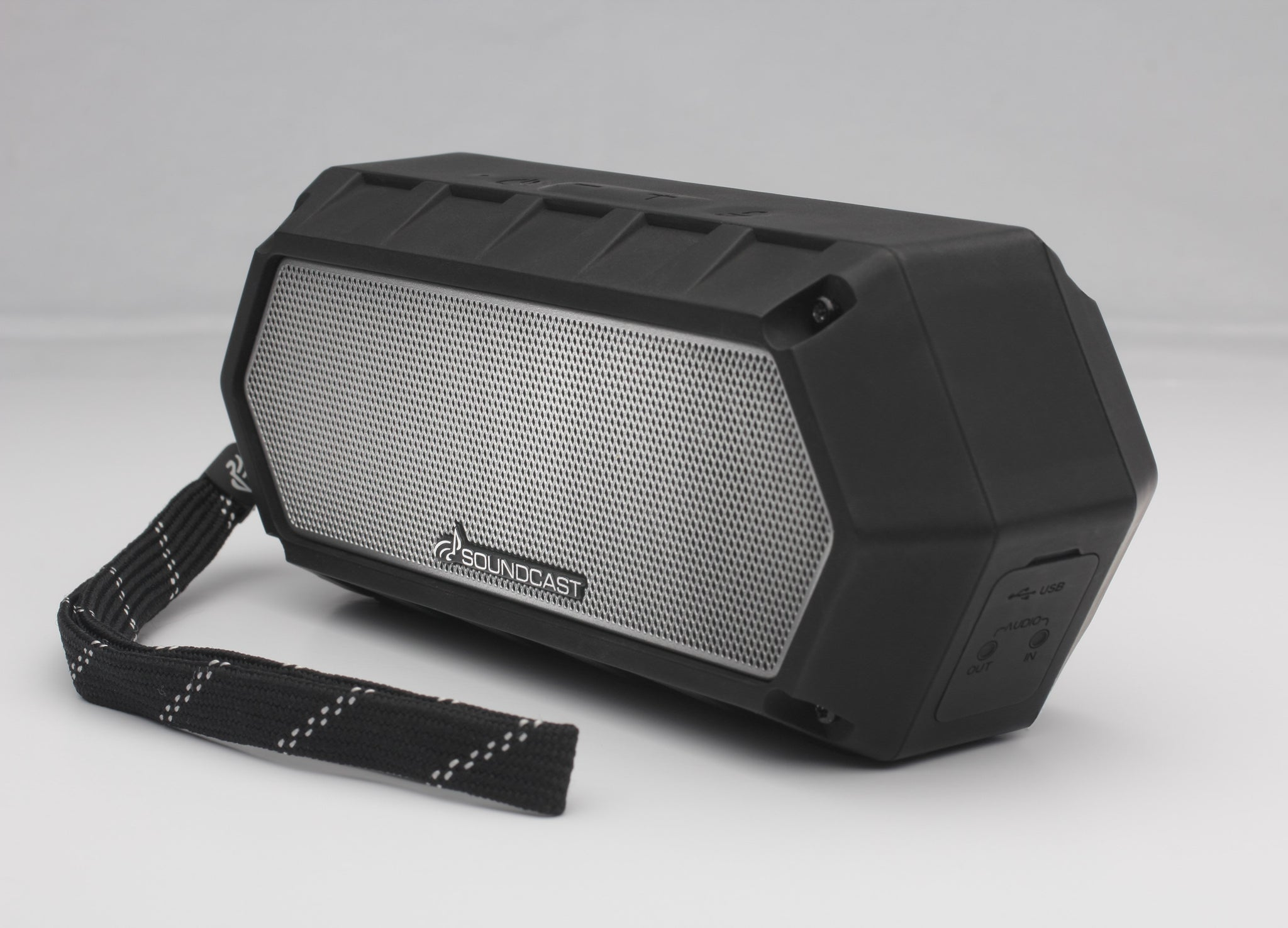 Soundcast VG1 Premium Waterproof Bluetooth Speaker