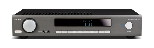 SA20 - Class G Integrated Amplifier