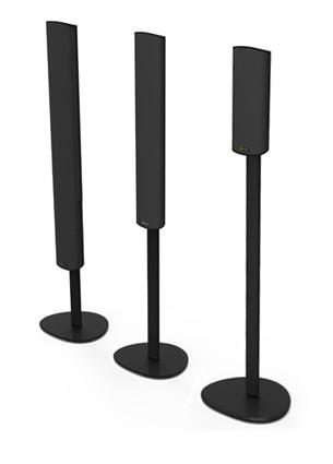 Goldenear SuperSat Series Table and Floor Stands