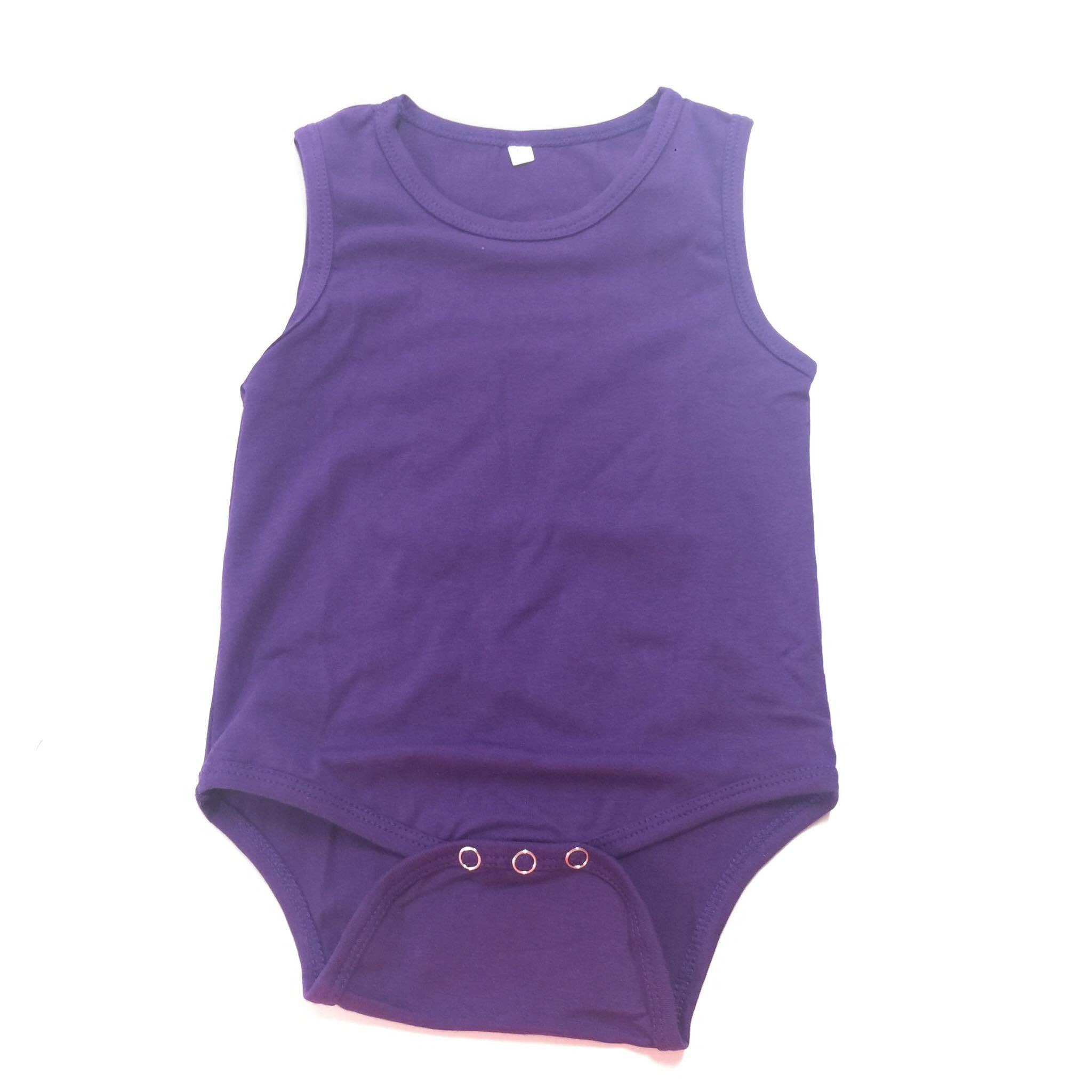 Cotton Spandex Bodysuits - Dark Colours