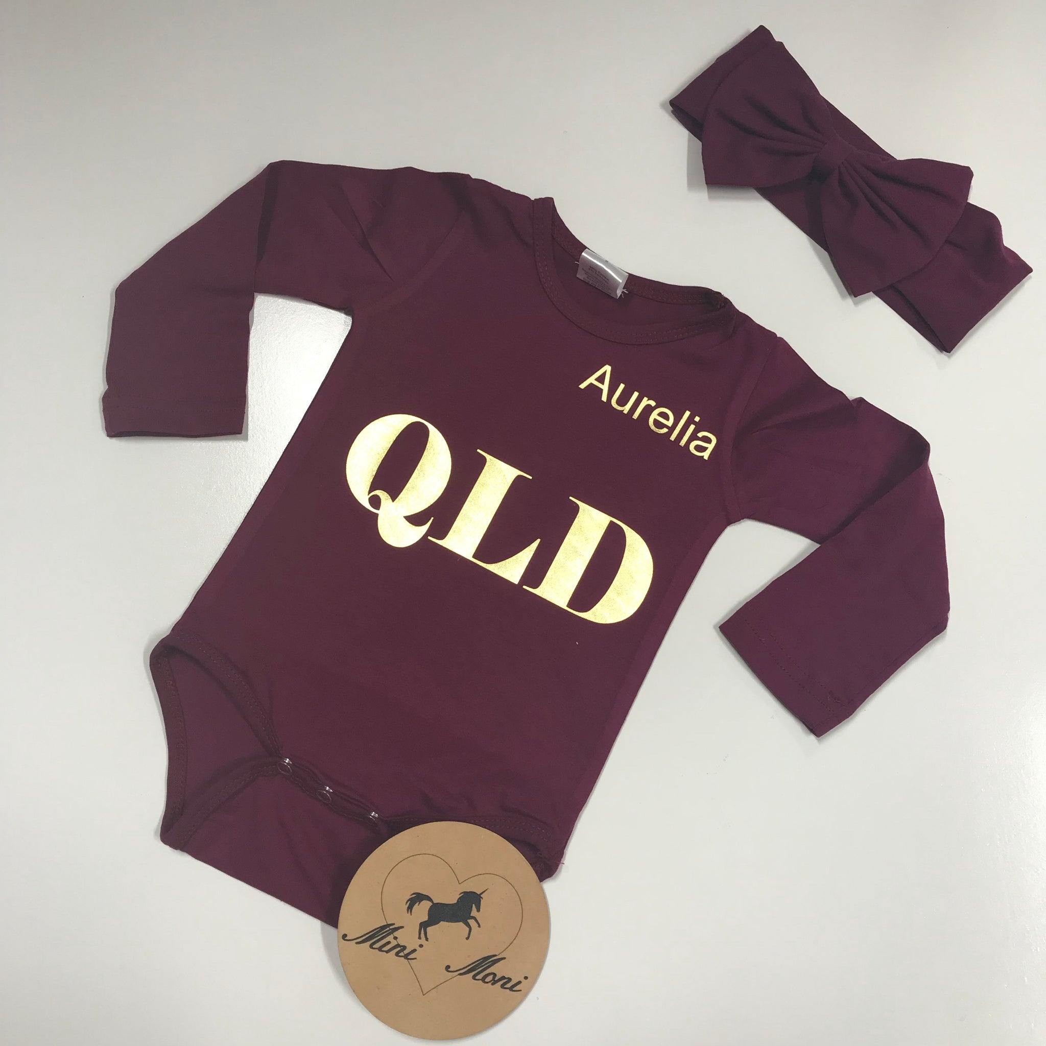 QLD State of Origin - make your own!
