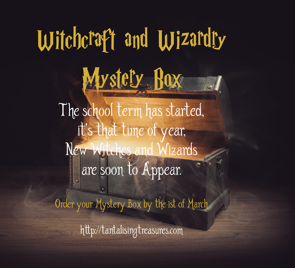 Witchcraft & Wizardry Bumper Mystery Box