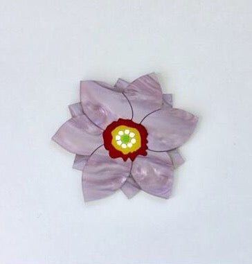 Lovely Lotus Brooch