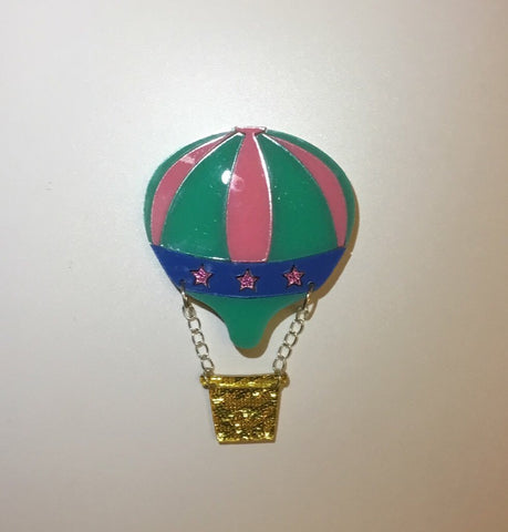 Up Up & Away Brooch