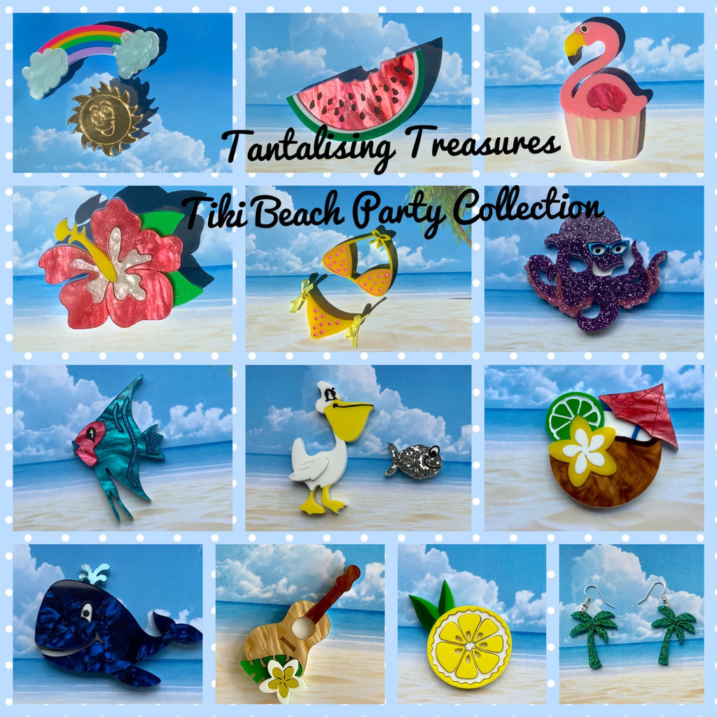 Complete Tiki Beach Party Collection