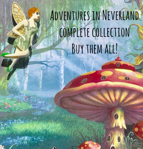 Adventures in Neverland Complete Collection
