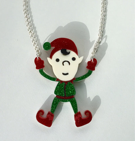 Eric the Elf Necklace