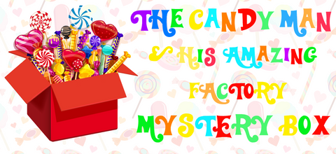 The Candyman Bumper Mystery Box