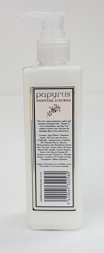 Honeysuckle body lotion