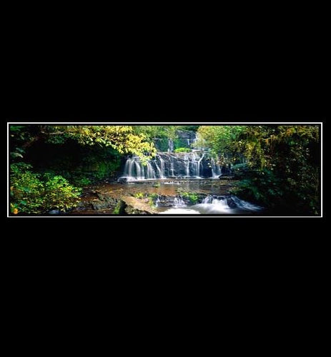 Canvas - Purakanui Falls - Rosie's Gifts and Homeware - Gift Shop NZ