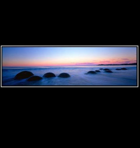 Canvas - Moeraki Boulders - Rosie's Gifts and Homeware - Gift Shop NZ