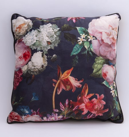 Cushion - Botanical Multi-coloured - Rosie's Gifts and Homeware - Gift Shop NZ