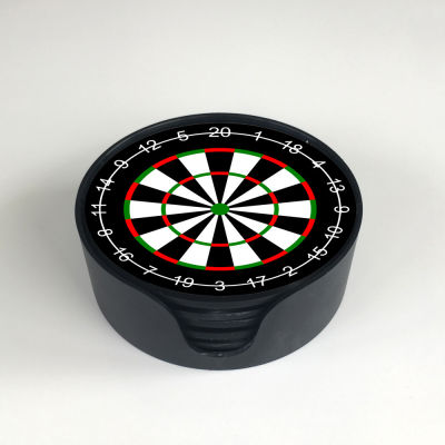 Coasters - Dart Board - Rosie's Gifts and Homeware - Gift Shop NZ