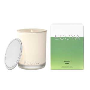 Ecoya Madison Candle - French Pear - Rosie's Gifts and Homeware