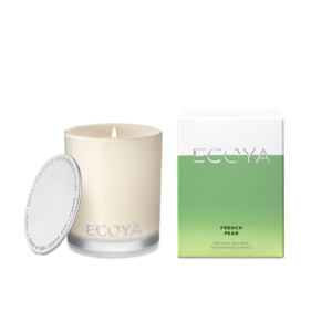 Ecoya Mini Madison Candle - French Pear - Rosie's Gifts and Homeware
