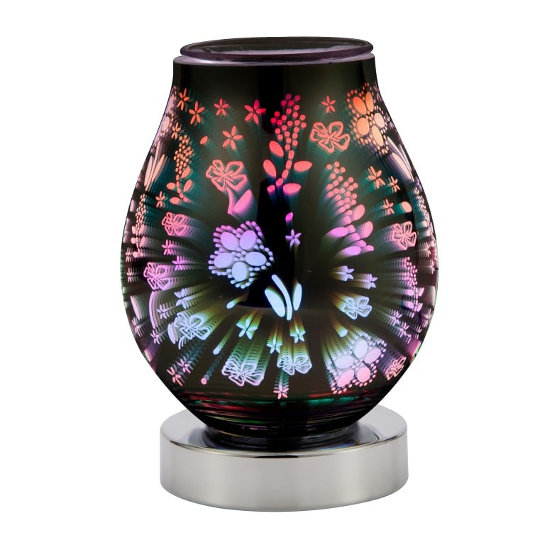 Scent Chips 3D LED Warmer - Flower Power - Rosies gifts and homeware