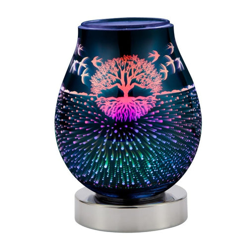 Scent Chips 3D LED Warmer - Tree of Life- Rosies Gifts and homeware
