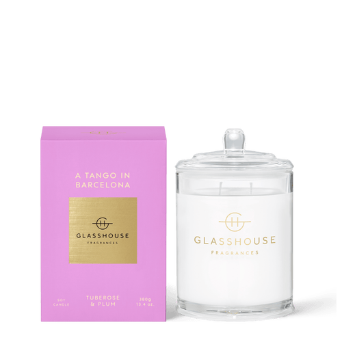 Soy Candle - A TANGO IN BARCELONA - Rosie's Gifts and Homeware