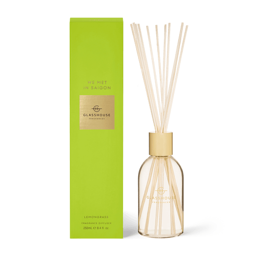Glasshouse Fragrances - Diffuser - WE MET IN SAIGON - Rosies Gifts