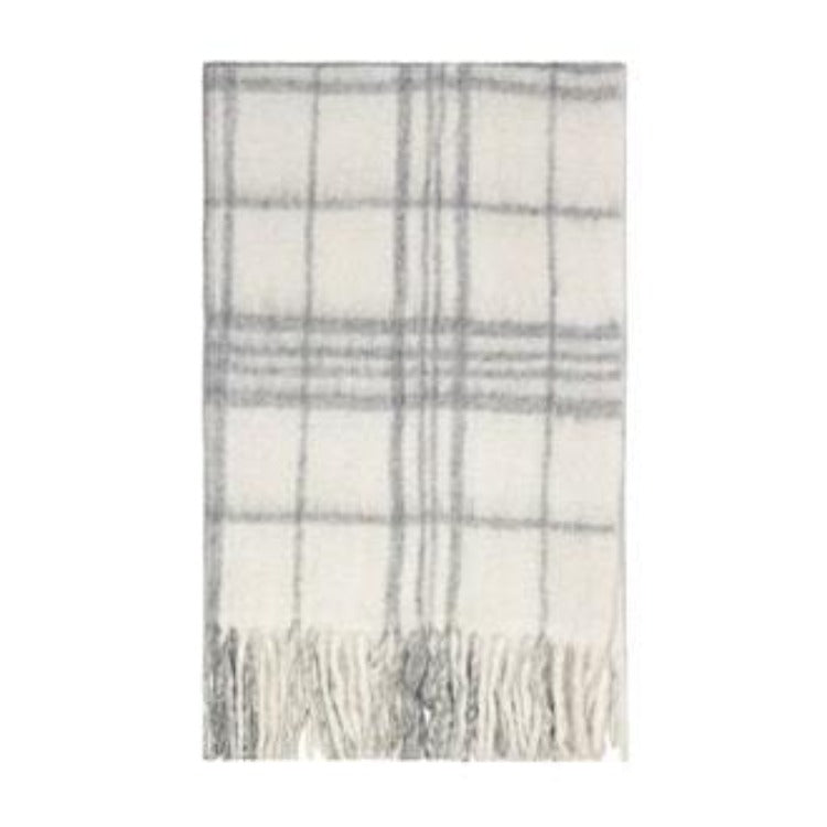 Wool Blend Throw- Rosies Gifts and Homeware