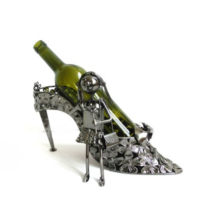 wine bottle holder- rosies gifts and homeware