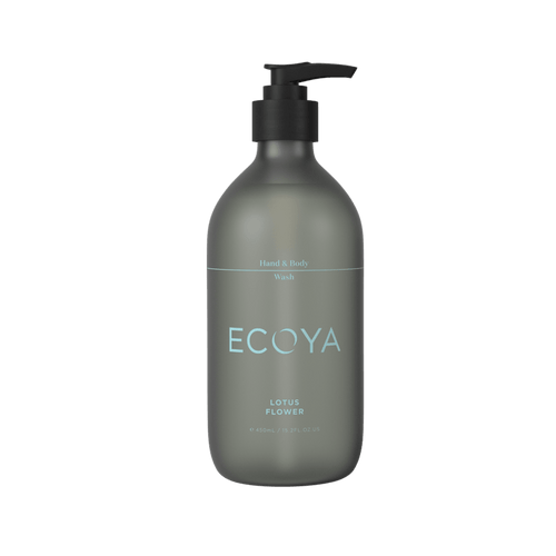 Ecoya Hand & Body Wash - Lotus Flower - Rosie's Gifts and Homeware