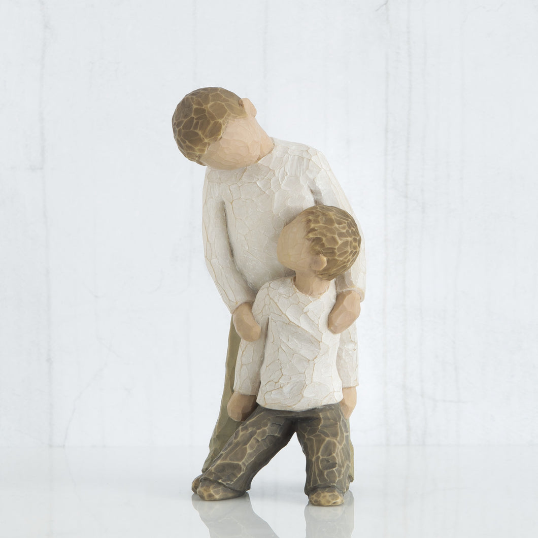 Willow Tree- Brothers - Rosie's Gifts and Homeware - Gift Shop
