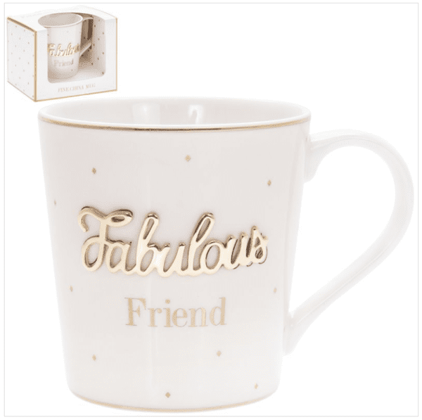 Mug- Fabulous Friend