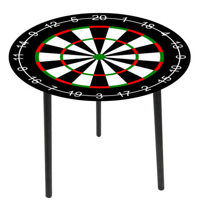 Table - Dart Board - Rosie's Gifts and Homeware - Gift Shop NZ