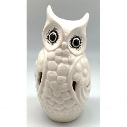 Jeroma Owl 22cm - Rosie's Gift Shop & Homewares - Gift Shop NZ